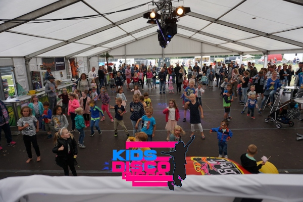 Kinderdisco Amstelland Festival 2017 Uithoorn1