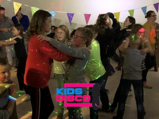 Kinderdisco eindfeest Basisschool Nijverdal
