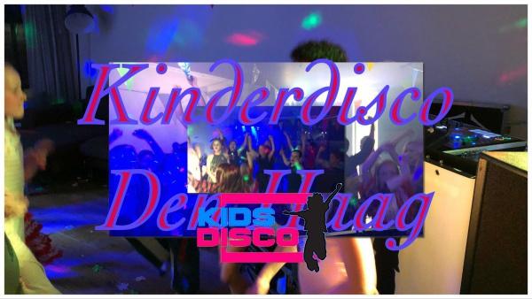 Kinderdisco Den Haag in huiskamer