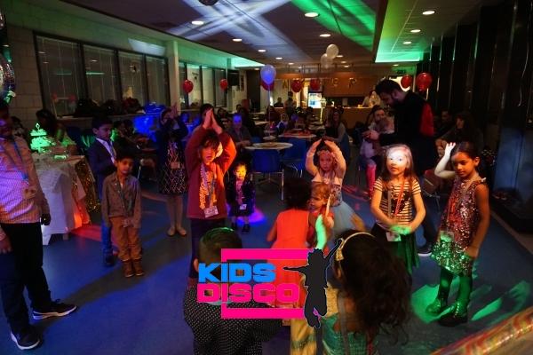 Kinderdisco Den Haag