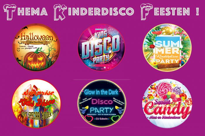 Thema Kinderdisco Kids Disco