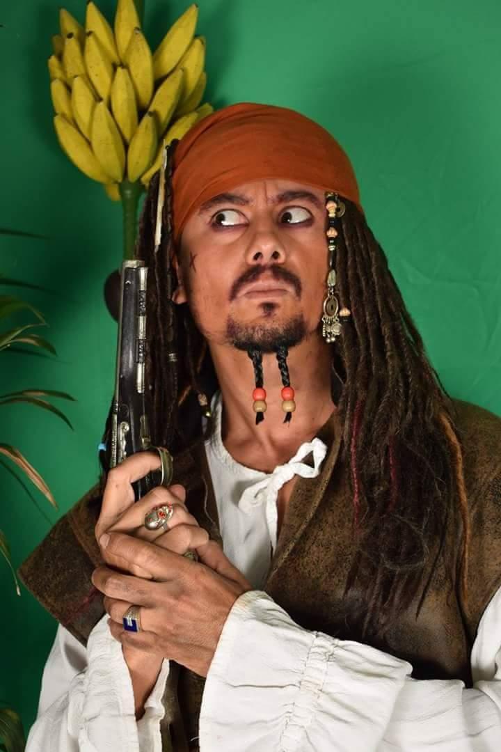 Jack Sparrow Look-a-Like