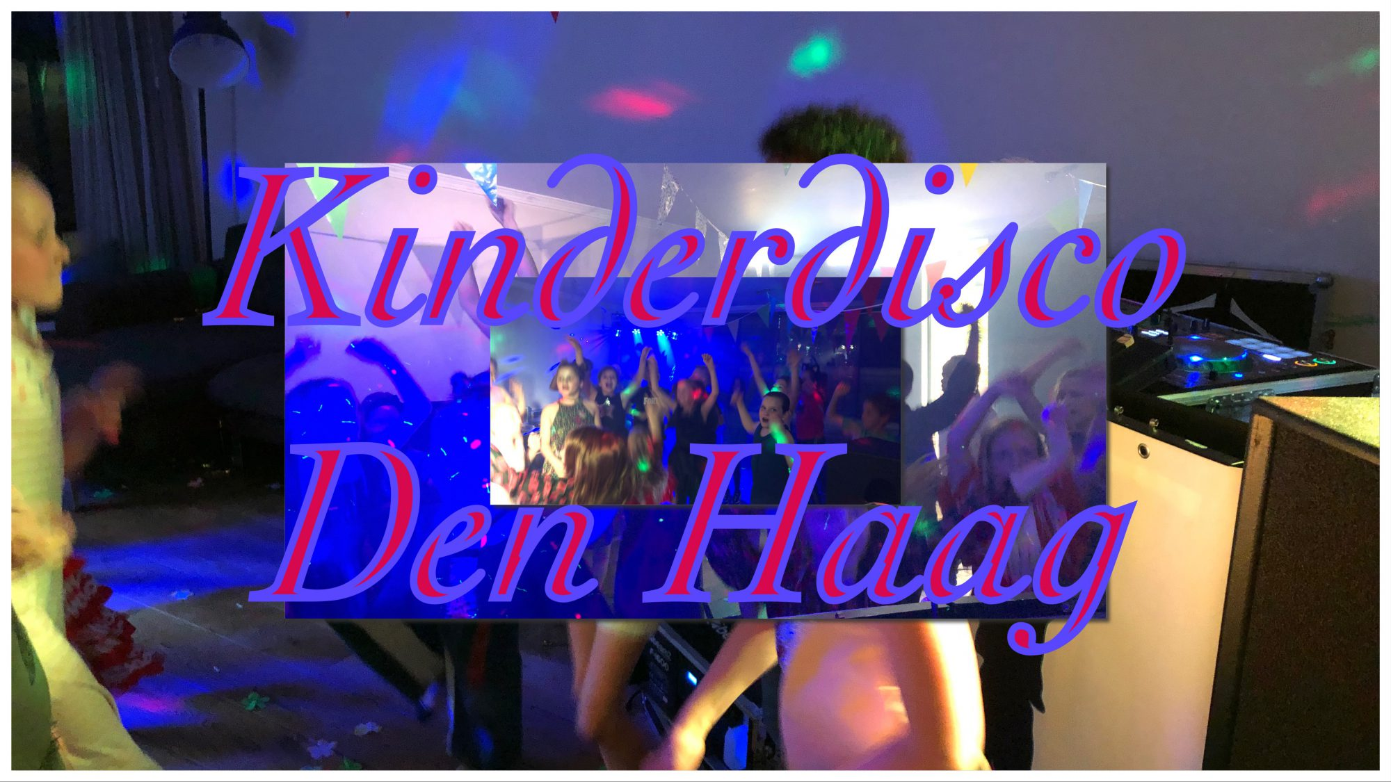 Kinderdisco Kids Disco Den Haag