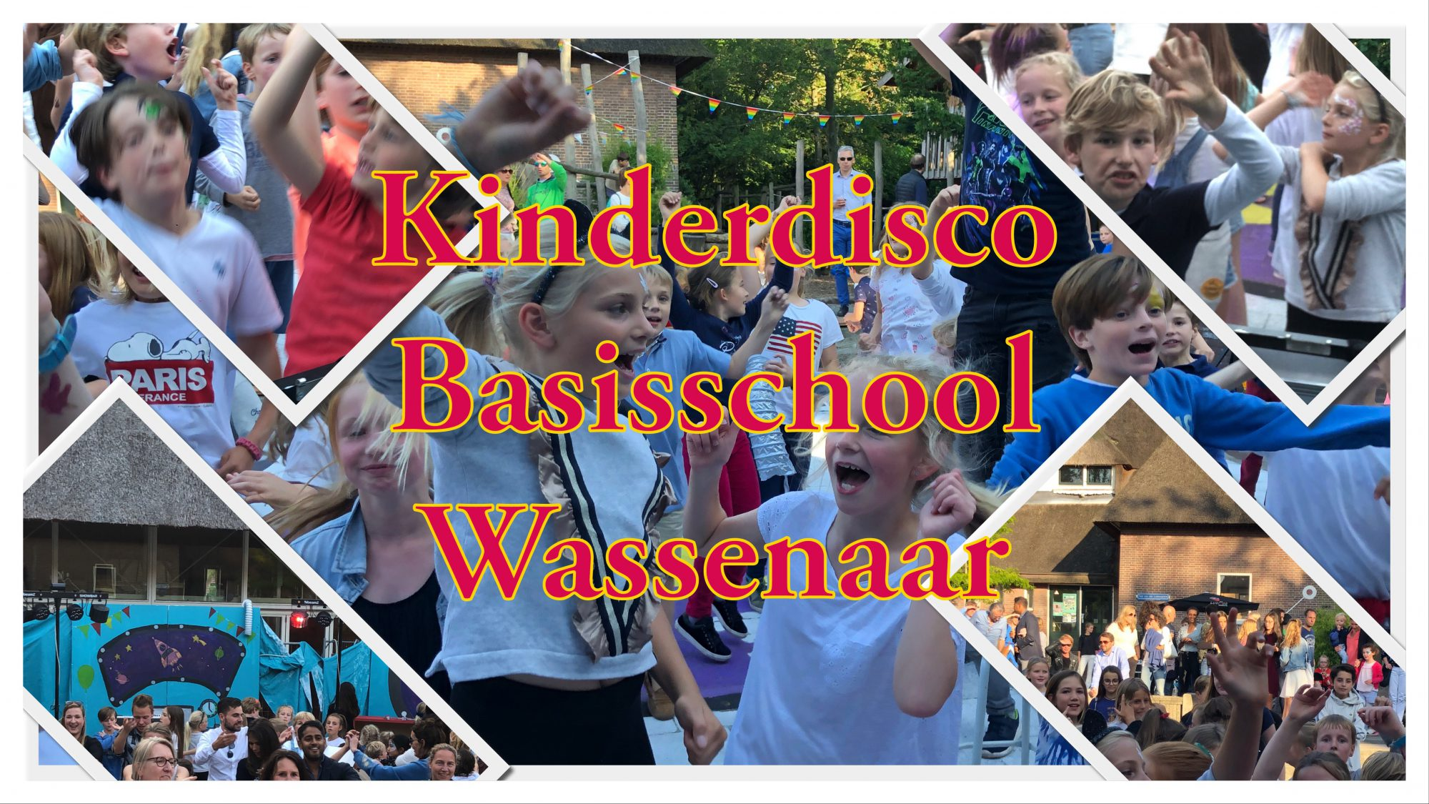 Kinderdisco Kids Disco in Wassenaar