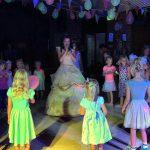Kinderdisco met Prinses Belle