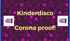 Kinderdisco en corona