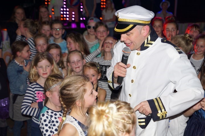 Kids DJ Edwin Kapitein