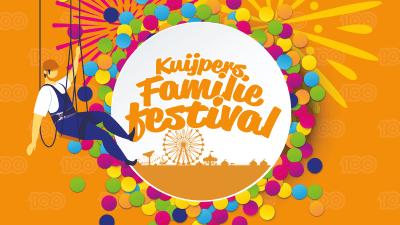 Kinderdisco Kuijpers Familie festival
